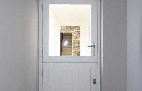 traditional stable door