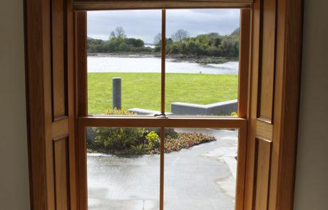sliding sash wooden windows