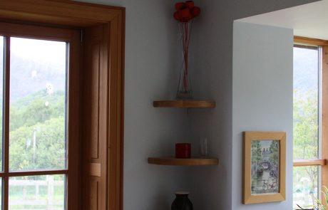 shelving, storage & display units