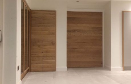 internal sliding door