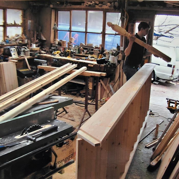 holbein joinery history