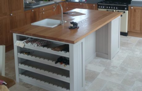 holbein carpentry island unit