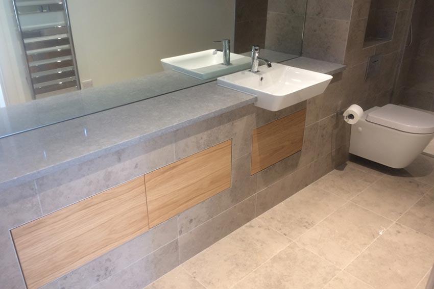 holbein carpentry bathrooms