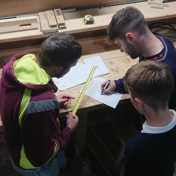 bespoke carpentry and joinery
