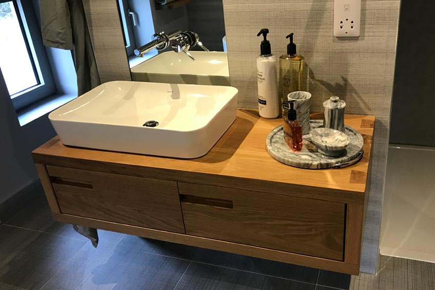 holbein carpentry vanity units